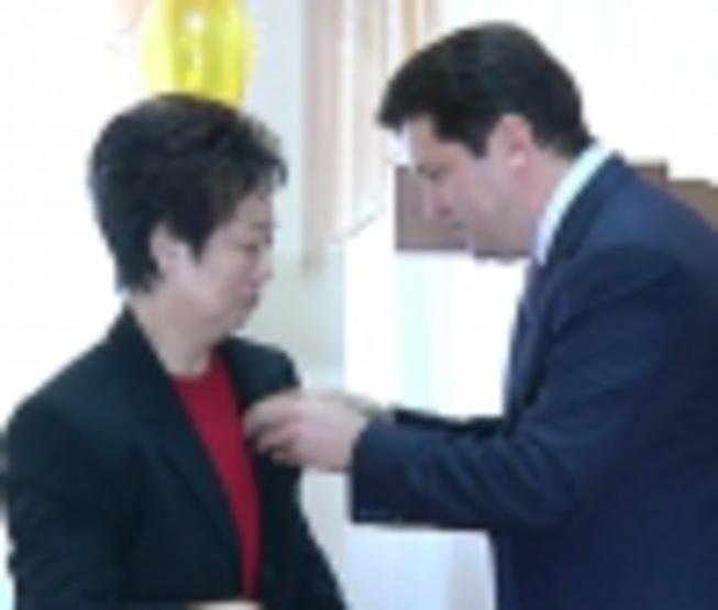 "Mayor of Kazan congratulated ""The best baker of Russia"""