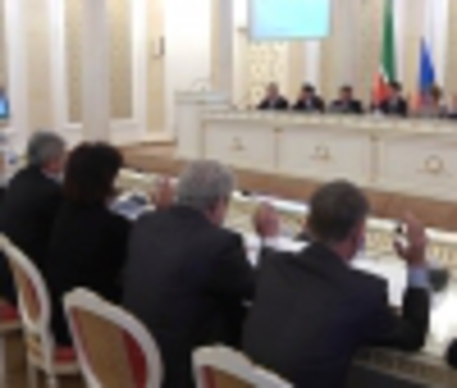 In Kazan City Hall has completed the reporting session of the City Duma