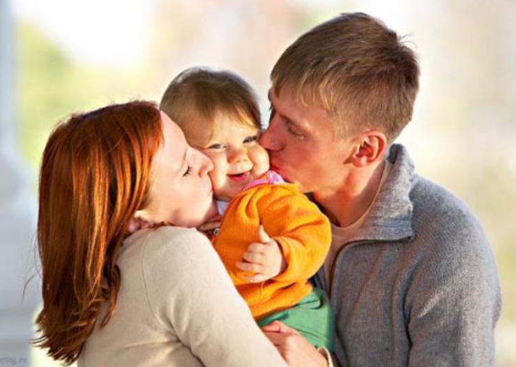 Отношение родителей к детям любовь
