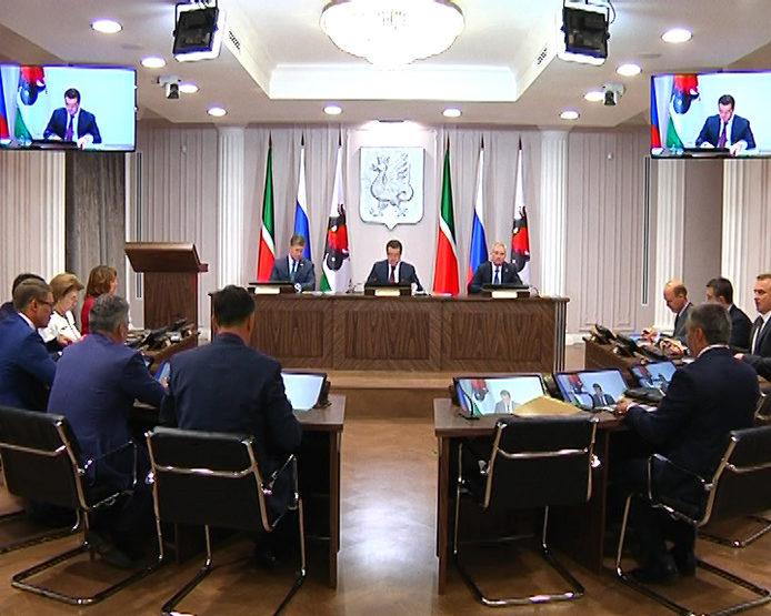 Изменены полномочия ряда органов Исполнительного комитета Казани, 16.09.2016