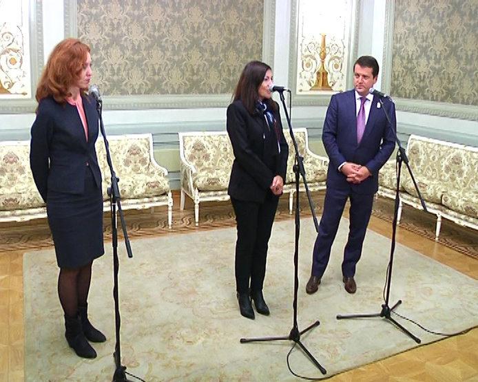 А.Идальго: «Уезжаю из Казани с огромным количеством идей для сотрудничества»