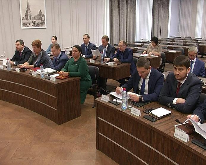 Заседание Президиума Казанской городской Думы, 17.02.2017