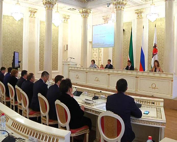 Deputies approved the report on the execution of Kazan budget for 2016