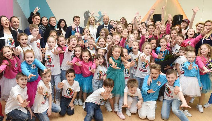 В Казани официально открыли Академию популярной музыки Игоря Крутого