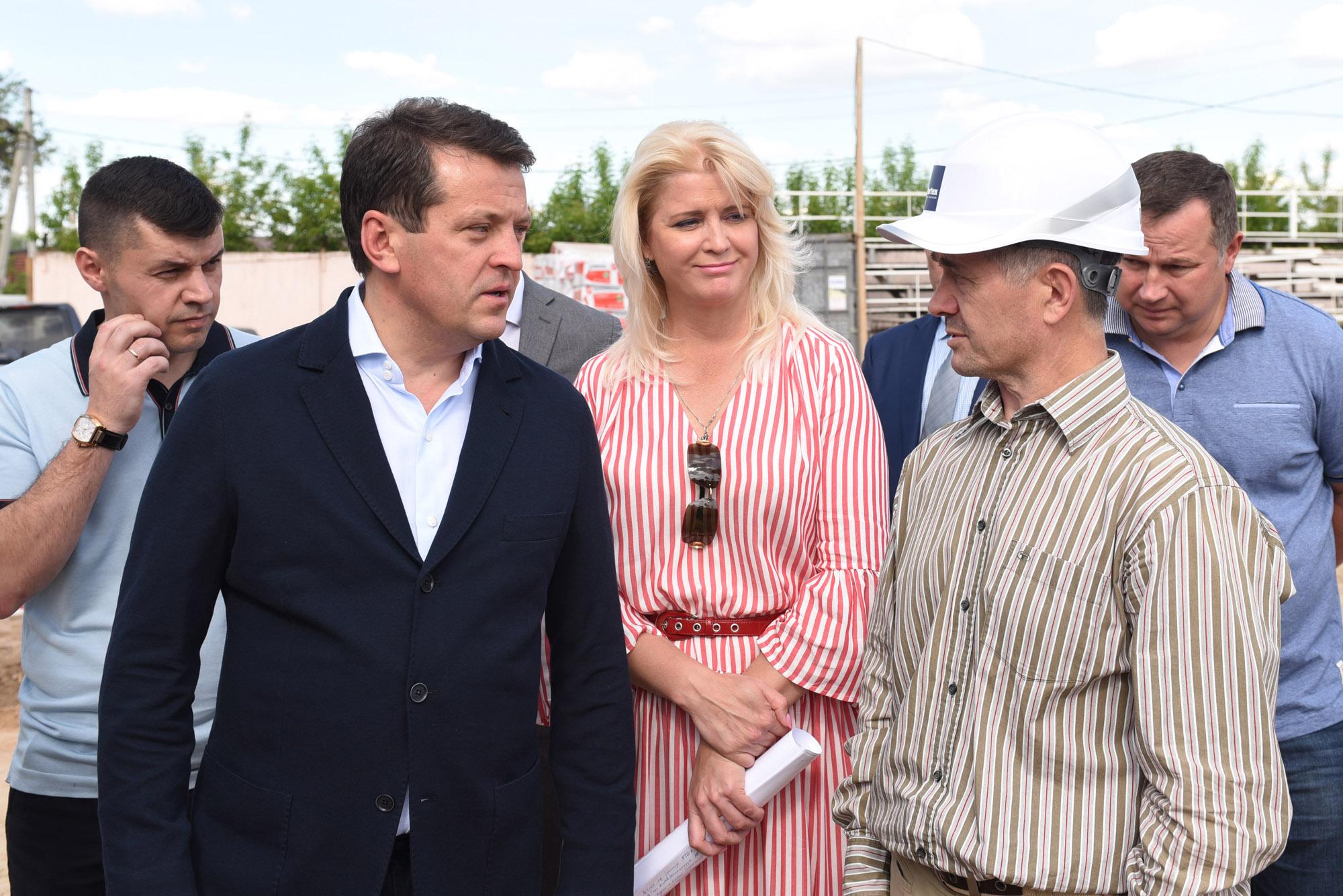 Метшин пообещал жителям Дербышек бассейн впервом зимнем месяце