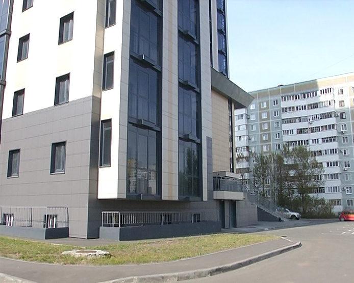 В Казани сдан долгострой на ул.Четаева, 42а