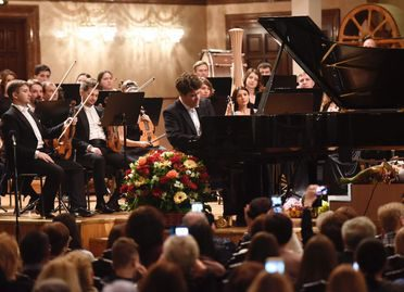 "The Music Festival ""Denis Matsuev with Friends"", 10/14/2017"