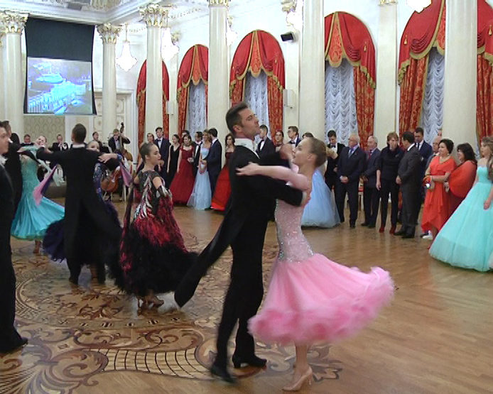 The charitable ball-masquerade of the Law Faculty of the KFU was held in Kazan
