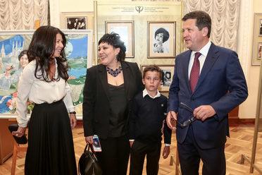 В Казани состоялся концерт в память о звезде татарской эстрады Альфие Авзаловой