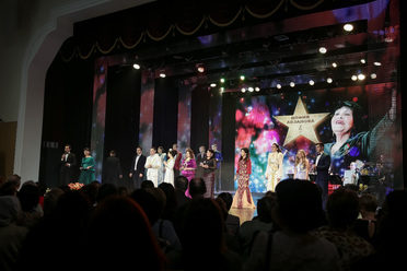 Татар эстрадасы җырчысы Әлфия Авзалова истәлегенә концерт
