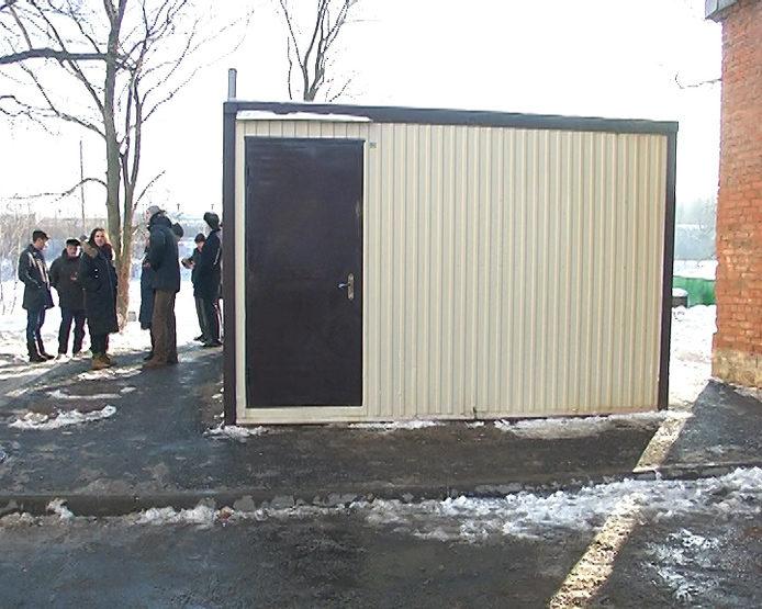 И.Метшин встретился с жителями домов №№161 и 163 по ул.Боевая