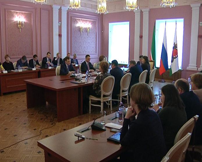 XXIV отчетная сессия Казанской городской Думы состоится 28 февраля