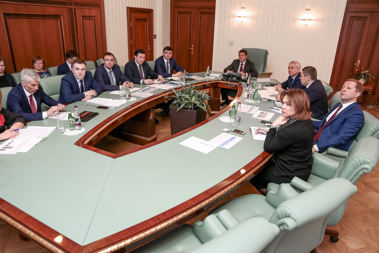 The report of the economic unit to the Mayor of Kazan