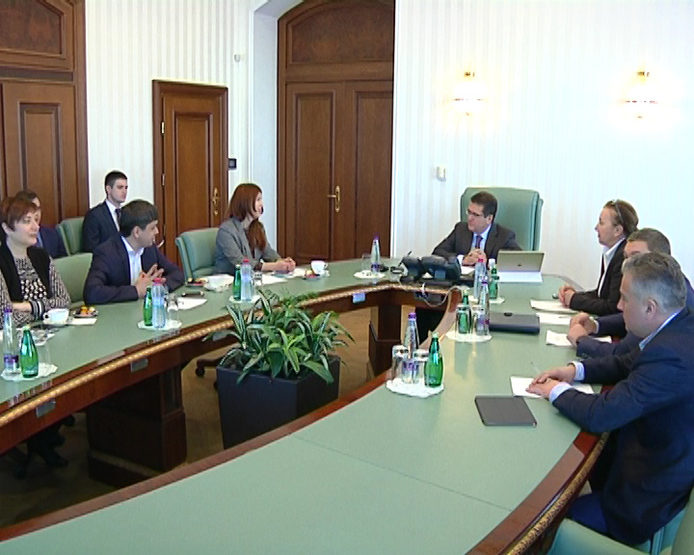 The meeting on the development of the historic center of Kazan, 03/09/2018