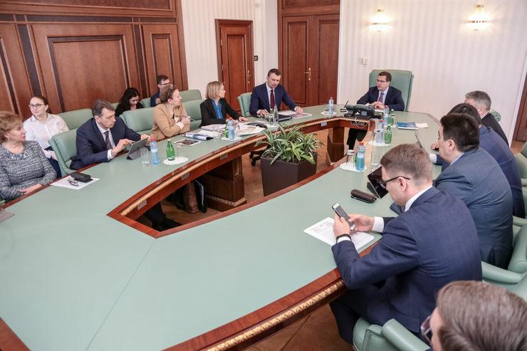В Исполкоме Казани обсудили оформление города к ЧМ-2018