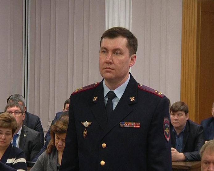Александр Мищихин Казан полициясе җитәкчесе вазыйфасына билгеләнде