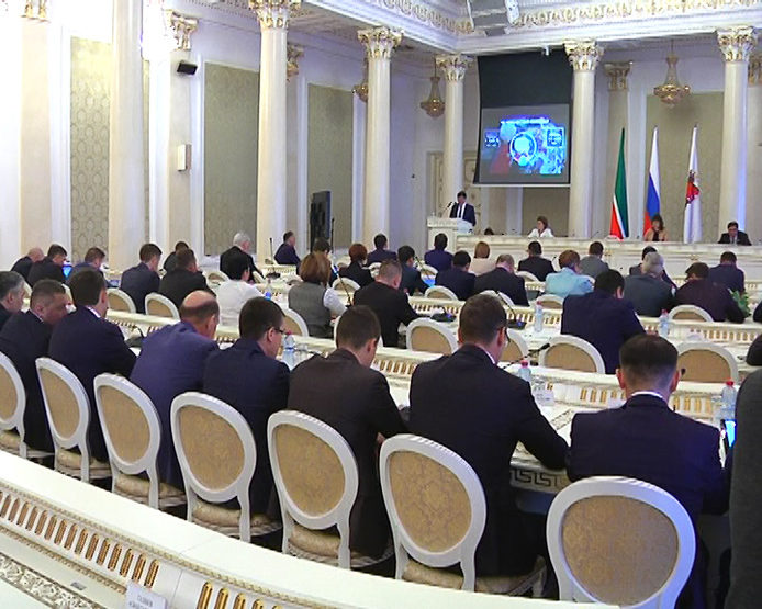 The implementation of the Strategy-2030 was discussed at the session of the Kazan State Duma