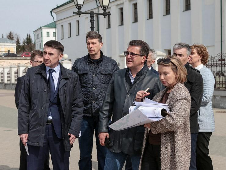 И.Метшин: «К ЧМ-2018 нужно подготовиться так, чтобы Казань называли самым чистым городом»