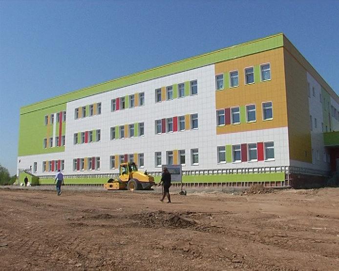 1 сентября в ЖК «Светлая долина» откроется новая школа