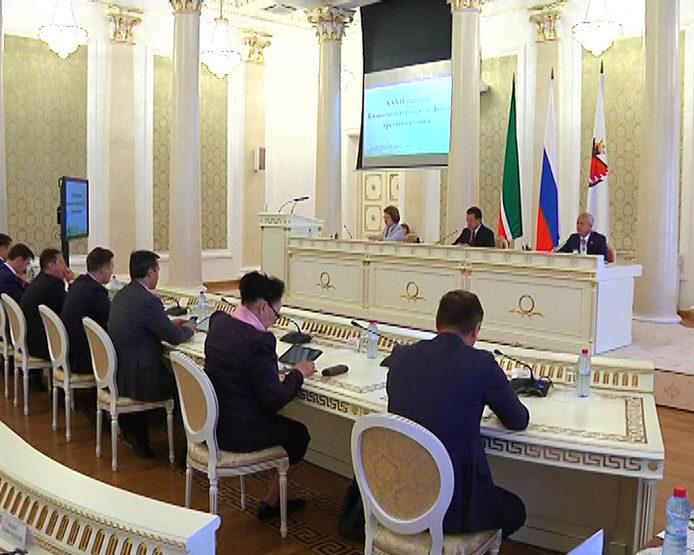 "Ural Zakirov and Shamil Tarpishchev were awarded the title of ""Honorary Citizen of Kazan"""