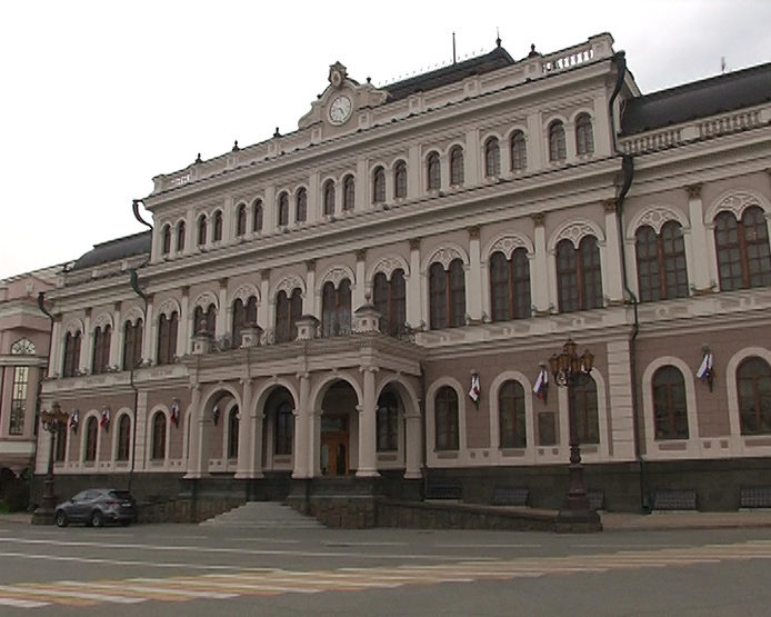 The discussion of the designing of the concept of sustainable development of the historical settlement of Kazan took place in the City Hall