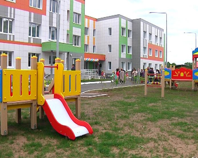 """The kindergarten """"Navruz"""" was opened in the Kazan RC """"Vesna"""""""