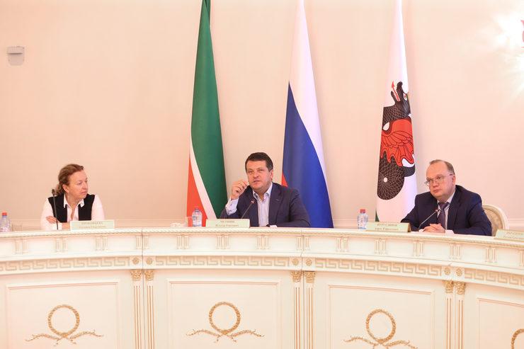 Встреча с финалистами экоконкурса, 20.09.2018