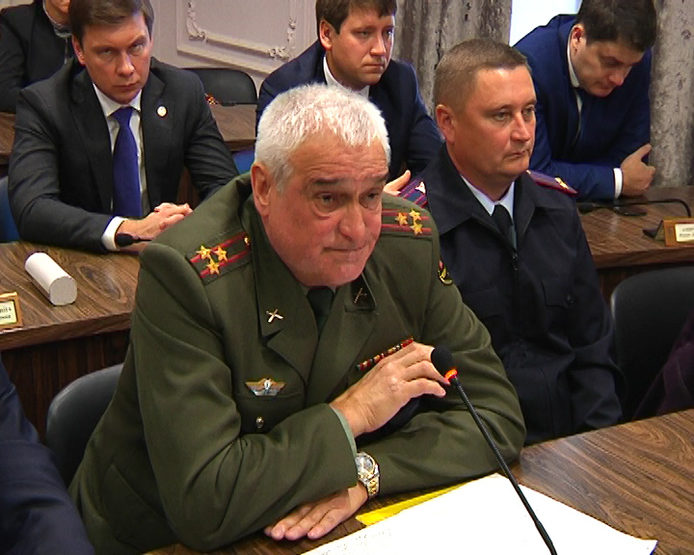 The autumn drafting in the army started in Kazan, 10/01/2018