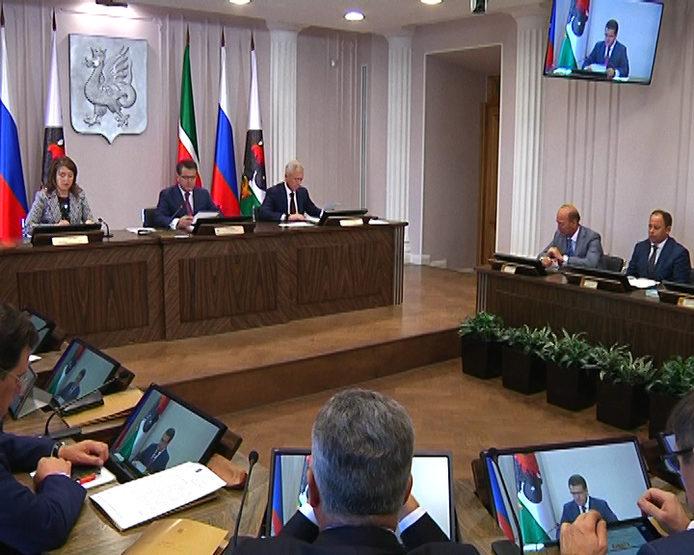 The Extraordinary XXVIII session of the Kazan City Duma