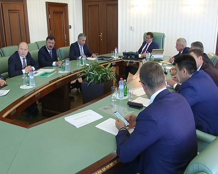 The project of the sorting garbage was discussed in the Kazan Executive Committee