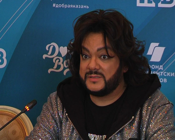 """Philipp Kirkorov about the """"Good Wave"""", 11/30/2018"""