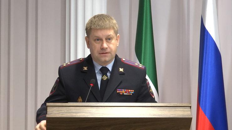 Казанский гарнизон полиции перешел на усиленный режим работы
