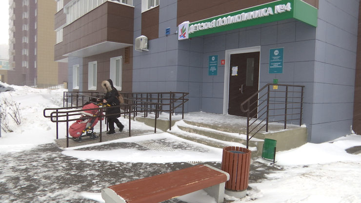 """The Mayor of Kazan visited the teen club and children's clinic in the residential complex """"Salavat Kupere"""""""
