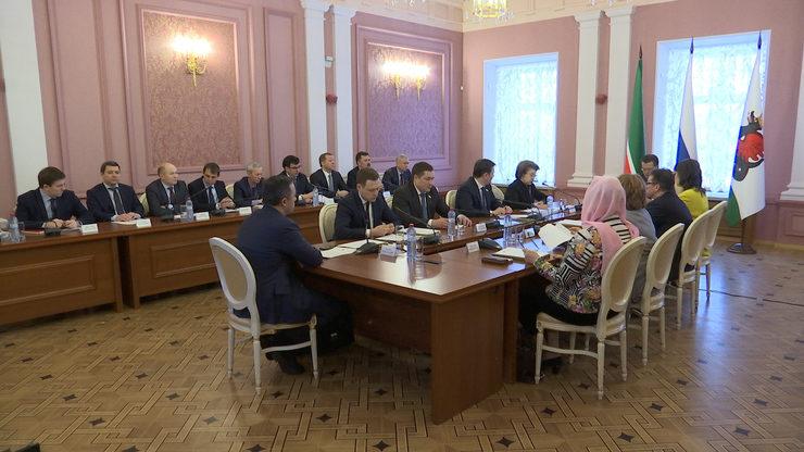 Заседание Президиума Казгордумы, 21.02.2019