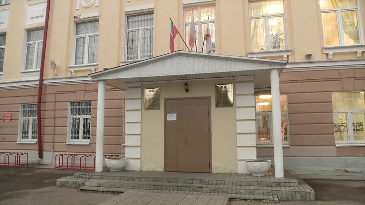И.Метшин осмотрел территорию под пристрой к школе №114