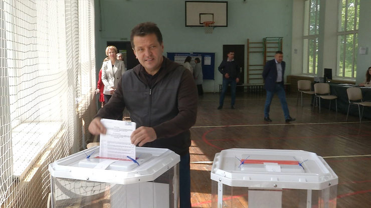 The United Russia primaries are being held in Kazan