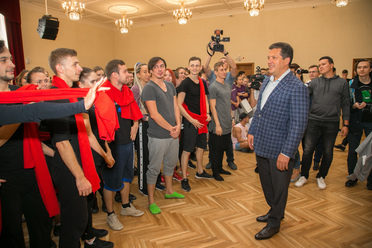 "I. Metshin on the eve of the WorldSkills Championship: ""We are ready to rock"""