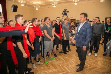 И.Метшин в преддверии чемпионата WorldSkills: «Мы все готовы зажечь»