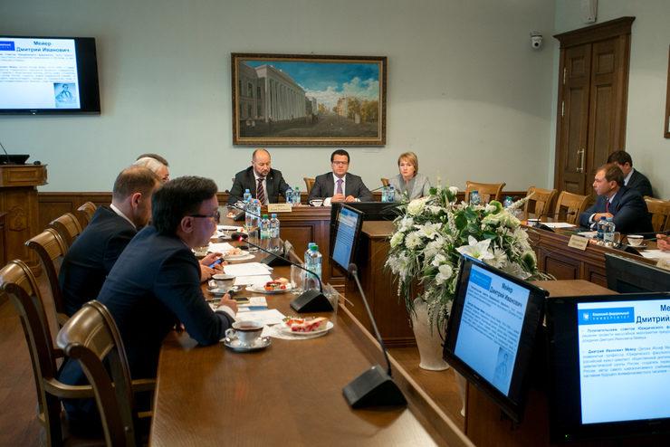 В Казани впервые вручат премию имени Дмитрия Мейера за достижения в области юриспруденции