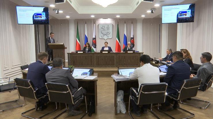 В Исполкоме Казани прошел отбор кандидатов на должность префекта территории «Старый город»