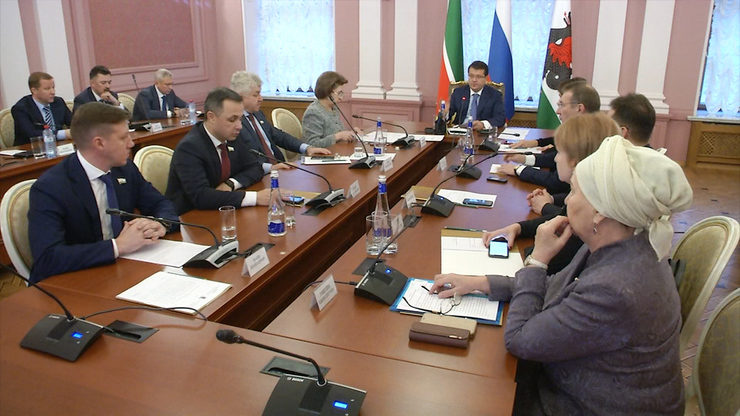 The XXXVII session of the Kazan city Duma will be held on December 18