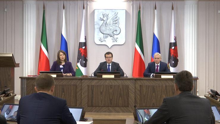 Проект генплана Казани будет принят в начале 2020 года