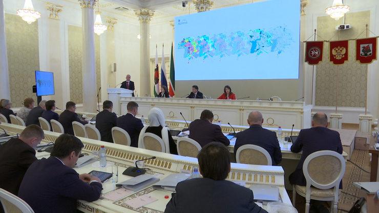 На XXXVIII сессии Казгордумы утвердили новый генплан города