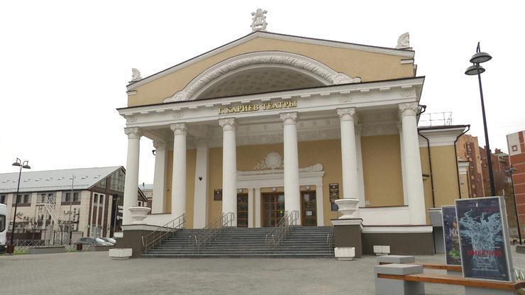 И.Метшин Г.Кариев исемендәге яшь тамашачы театрының үзизоляция чорындагы эше белән танышты