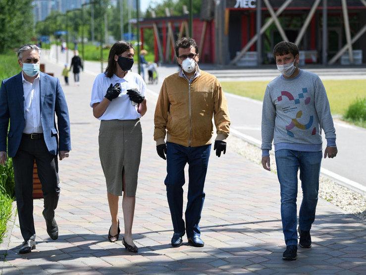 И.Метшин: «За короткий период Горкинско-Ометьевский лес превратился в большой экологический образовательный кластер»