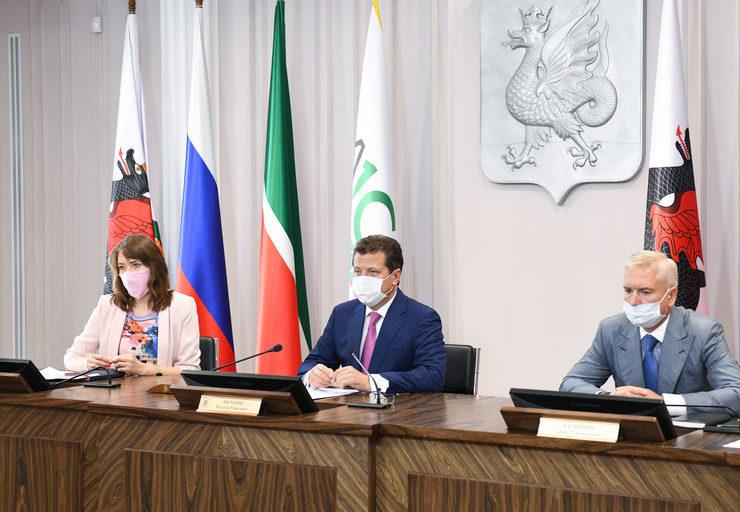 Заседание штаба по противодействию распространению коронавирусной инфекции, 06.07.2020