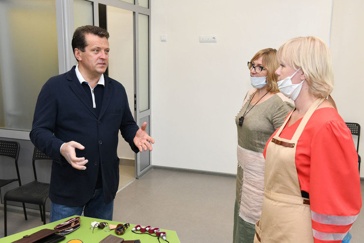 A new teen club with craft workshops will open at the Zhilploshchadka residential area in Kazan