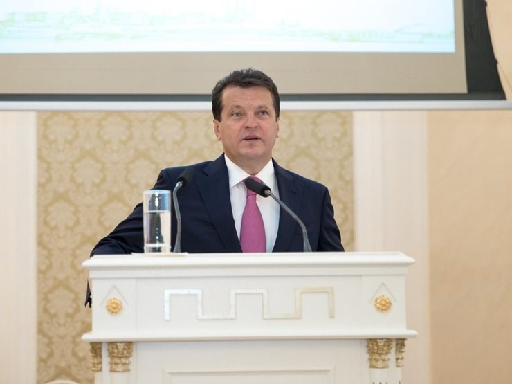 И.Метшин: «Пять лет назад перед выборами депутатов городской Думы мы поставили для себя целый ряд задач – они выполнены»