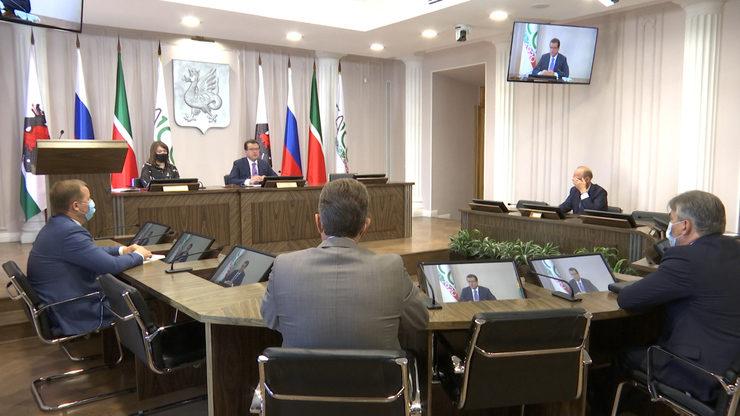 В Казани продолжаются капитальный ремонт, модернизация и строительство соцобъектов
