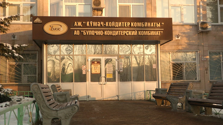 I.Metshin visited a bakery and confectionery plant in Kazan